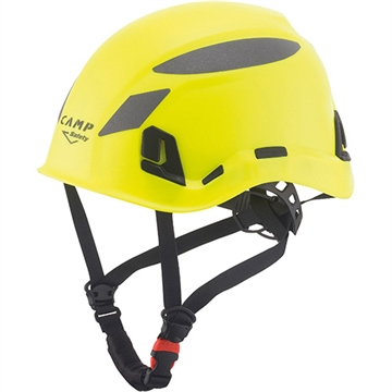 CAMP SAFETY -  ARES - Helmet   HW FLUO YELLOW Size: 54-62 cm - 0747-3
