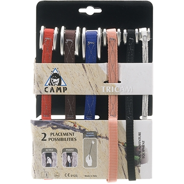 CAMP - TRICAM SET - 6 pcs - 0974 (A)