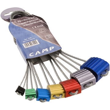 Camp - PRO NUT SET - 7 pcs 1038