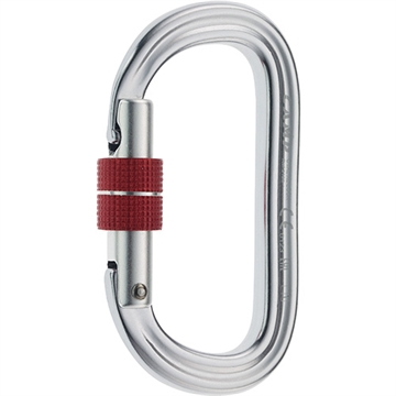 Camp - OVAL XL LOCK -  Skrue Carabiner 2123