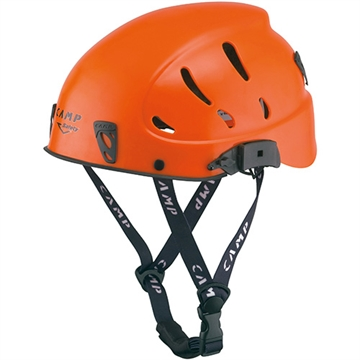 CAMP SAFETY -  ARMOUR PRO - Helmet SIZE 54-62 CM COLOR-ORANGE- 2644-4