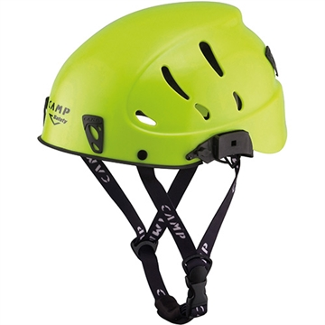 CAMP SAFETY -  ARMOUR PRO - Helmet SIZE 54-62 CM COLOR- LIME- 2644-9