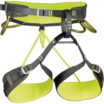 Camp - ENERGY CR 3 - 2870- Harness in color Green -Light Blue -GREY in 5 size XS-S-M-L-XL (B)