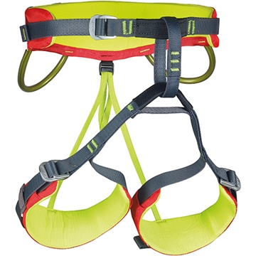 CAMP - ENERGY Junior ( Børne hofte sele ) One-size - Red  - Harness  - 2873 (A)