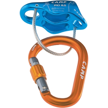 CAMP - PIÙ 2.0 BELAY KIT 2934-0 2  VARIANTER (A)