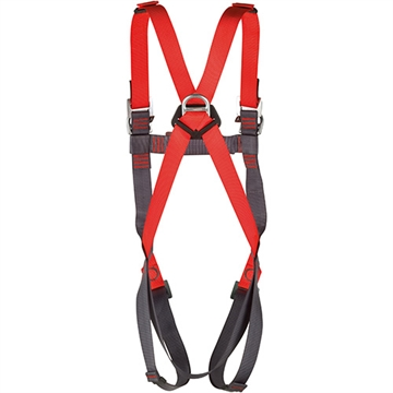 CAMP SAFETY -  VERTICAL 2 - Full body harness One-size -124702i