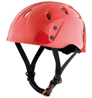Rock Helmet MASTER JUNIOR RED